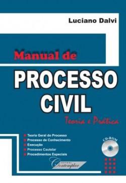 Manual de Processo Civil - Luciano Dalvi
