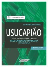Usucapião (3a EDIÇÃO) 2a tiragem