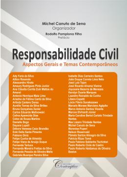 Responsabilidade Civil: Aspectos Gerais e Temas Contemporâneos