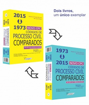 Códigos de Processo Civil Comparados