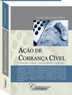 Ação de Cobrança Cível - Valdenar Rodrigues Pereira