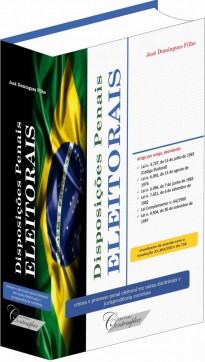 Disposições Penais Eleitorais - José Domingues Filho