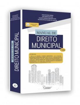 MANUAL DE DIREITO MUNICIPAL - 2ª ED.