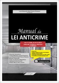 Manual da Lei Anticrime