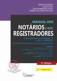 Manual dos Notários e dos Registradores - 2a ed