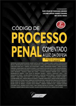Código de Processo Penal Comentado- 2a edição - Esgotado