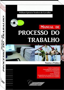Manual de Processo do Trabalho - Willian Epitácio Teodoro de Carvalho