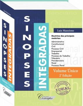 Sinopses Integradas 2a. Edição - Luiz Manzione